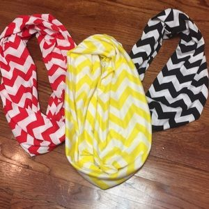 Game Day Infinity Scarves